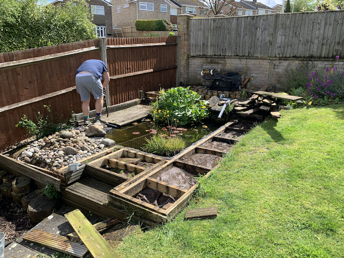 pond-renovation-with-sleepers-in-hungerford-01