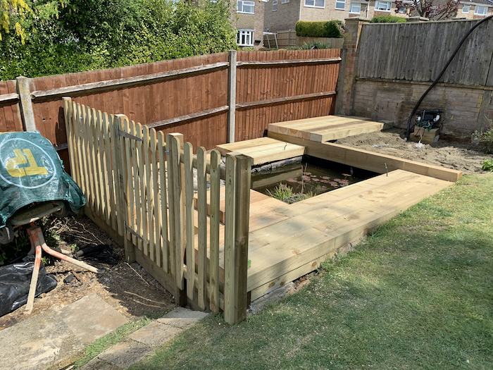 pond-renovation-with-sleepers-in-hungerford-04